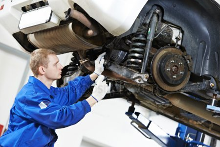 Слюсар з ремонту колісних транспортних засобів; рихтувальник кузовів