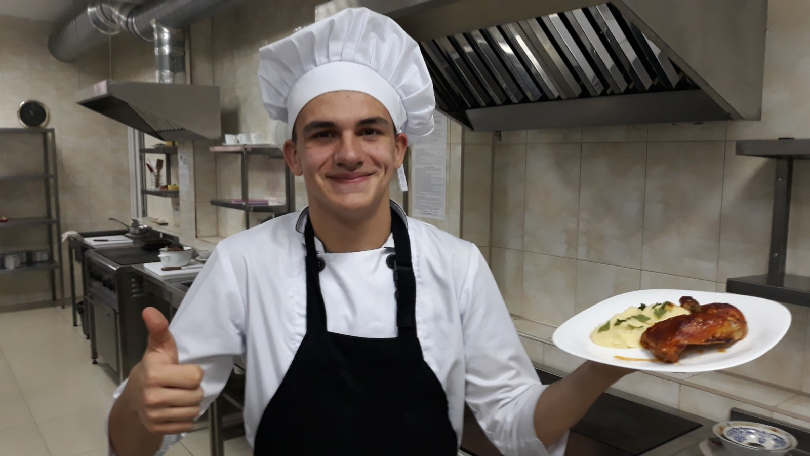 Кухар; кондитер